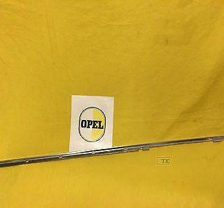 NEU + ORIG Opel Zierleiste Türschacht Kapitän Admiral Diplomat A vorne rechts