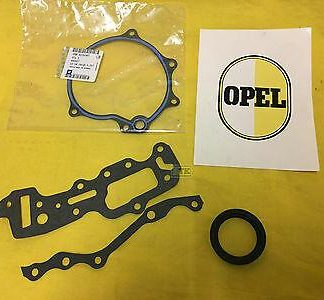 NEU Satz Opel Blitz 1,9 to 2,5 Liter Simmerring Dichtring + Dichtung Wasserpumpe
