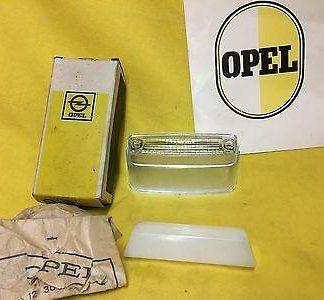 NEU + ORIG Opel GT AL 1,9 SET Beleuchtung Rückfahrscheinwerfer Innenbeleuchtung
