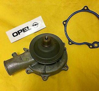 NEU + ORIG Opel Wasserpumpe Manta A 1,9 mit Viscolüfter 10 mm Innengewinde CiH