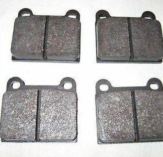 NEU Bremsklötze vorne passend für Opel Admiral B 2,8 28 E Bremse Bremsklotz Satz