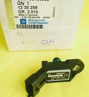ORIGINAL OPEL Sensor Saugrohrdruck Tigra B Twin Top 1,3 CDTi Z13DT BOSCH NEU