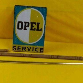 NEU + ORIG Opel Kapitän PL 2,6 Zierleiste Dach Chrom Dachrahmen rechts