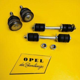 NEU Opel GT 1,1 + 1,9 Vorderachse Unterlenker Gelenk Stabilisator Traggelenk