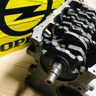 NEU ORIGINAL OPEL Kadett E + Ascona C 1,6 L Motor 16S 16SH Rumpfmotor Motorblock