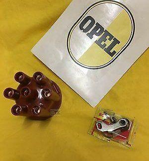 Opel Kapitän P 2,5 Schlüsselloch P-L 2,6 Zündung Zündkontakte Verteilerkappe