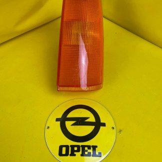NEU + ORIGINAL Opel Kadett D Blinker links orange Blinkleuchte