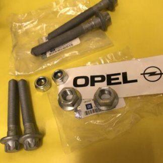 NEU ORG Opel Befestigungsset Signum Vectra C Querlenker oben Lenker hinten