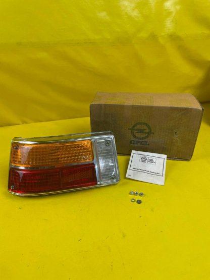 NEU + ORIGINAL Opel Kadett B Coupe alle Modelle Rücklicht Heckleuchte Backlight