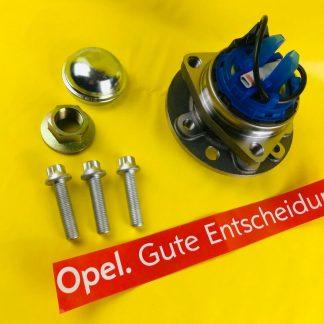 NEU Radlager vorne für Opel Astra H Zafira B 5-Loch mit ABS Sensor BITTE LESEN!!