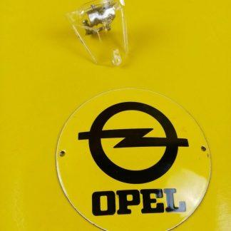 NEU + ORIGINAL Olympia Rekord 1957 Nummernschildbeleuchtung