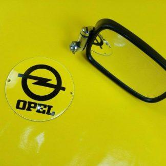 NEU + ORIGINAL Opel Ascona B Kadett C Spiegel rechts Halter Außenspiegel