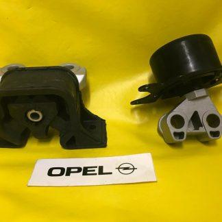 NEU Motorlager SET re + li OPEL Corsa C 1,0 + 1,2 in Verbindung mit Klimaanlage