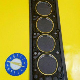 NEU + ORIG Opel Kadett D + E Ascona C 1,6 OHC Zylinderkopfdichtung Dichtung