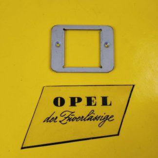 NEU + ORIG GM Opel Frontera A Scheibe Widerstand an Kanal Distanzscheibe Heizung