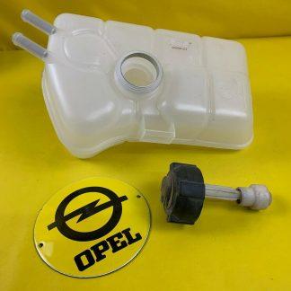 Ausgleichsbehälter + Sensor Deckel Opel Senator B Omega A 2,6 3,0 24V Irmscher