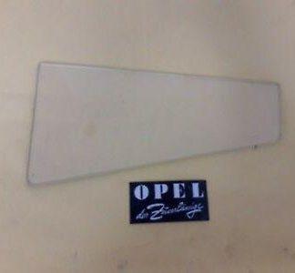 NEU + ORIG Opel Kapitän P-L Scheibe Fenster Tür Dreiecksfenster vorne li + re