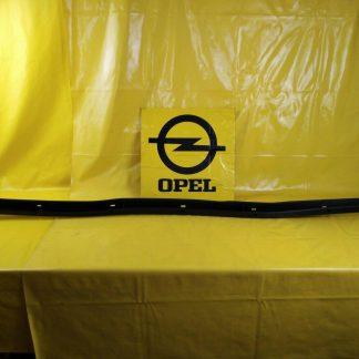 NEU + ORIGINAL Opel Kadett D GTE Spoiler Schweller Verlängerung Leiste Blende