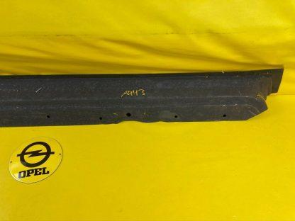 NEU Reparaturblech Opel Ascona C Stufenheck Blech Tür unten rechts Untertürblech