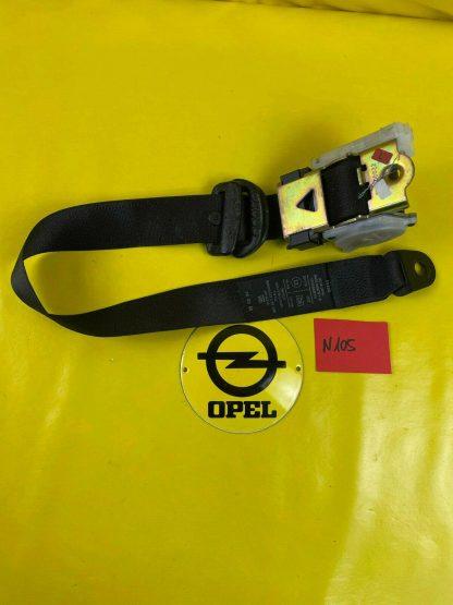 NEU + ORIGINAL Opel Omega B Sicherheitsgurt Anschnallgurt vo. links Anschnaller
