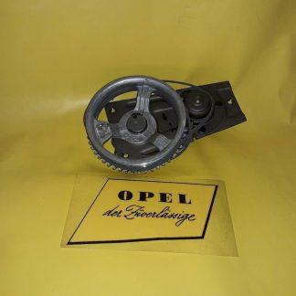 NEU + ORIGINAL OPEL Olympia Rekord P1 2-türig Tür Fensterheber Seilrolle