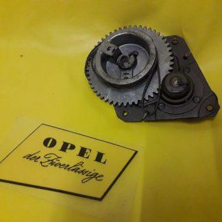 NEU + ORIGINAL OPEL Kadett C 4-türig Hinter Tür Fensterheber Seilrolle rechts