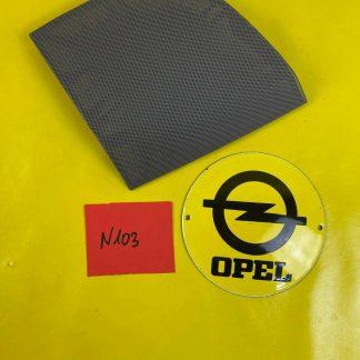 NEU + ORIGINAL Opel Omega A Blende Lautsprecher vo. rechts grau Box Boxen