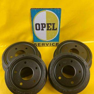 NEU Opel Oympia Rekord ´53-´57 Kombi Bremse komplett