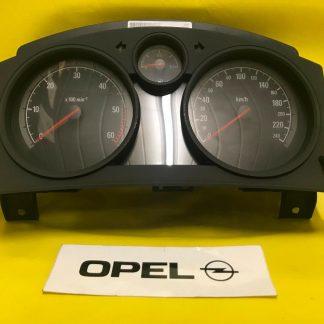NEU + ORIGINAL OPEL Astra H Tacho schwarz für 1,3 1,7 + 1,9 Diesel Instrument GM