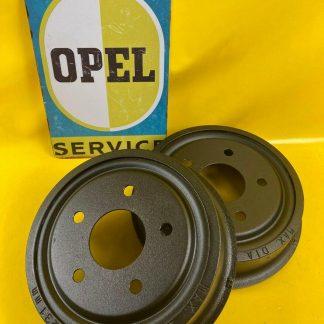 NEU Opel Oympia Rekord ´53-´57 Kombi Bremse hinten