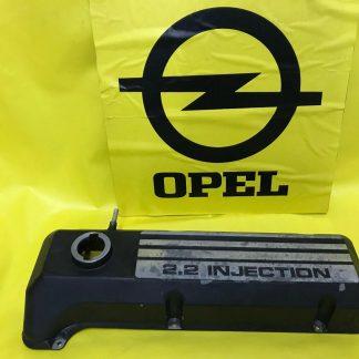ORIGINAL OPEL Alu Ventildeckel Manta GT Ascona Kadett Rekord CiH 2,2 Injection E