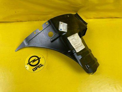 NEU + ORIGINAL Opel Meriva A Reparaturblech innen hinten Seitenwand