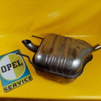 NEU Auspuffendtopf Opel Vectra C 2,2 Limousine Auspuff Endtopf Auspufftopf Z22SE