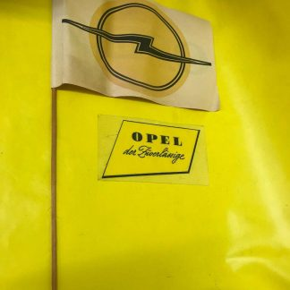 NEU ORIGINAL OPEL Flagge Fahne Wimpel Reklame Werbung Fahne Logo RARITÄT SELTEN