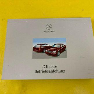 Original Mercedes Daimler Benz Betriebsanleitung C Klasse W203