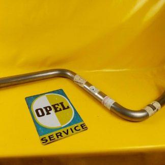 NEU + ORIG GM Opel Astra J 1,7 Diesel Auspuff Mitteltopf Auspuffrohr Mitte