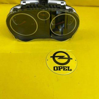 NEU + ORIGINAL GM / Opel Corsa D Tachoeinheit Instrument Tacho 200 Km/h