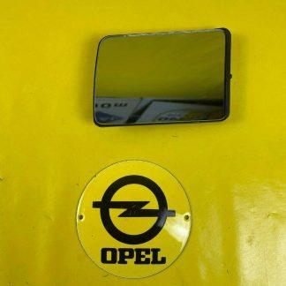 NEU + ORIGINAL GM Opel Corsa A Spiegelglas links plan Spiegel Glas Mirror