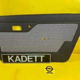 NEU + ORIGINAL Opel Kadett E Türverkleidung vorne links Türpappe