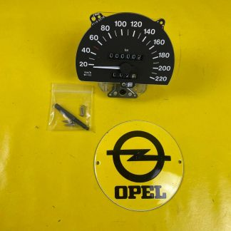 NEU + ORIGINAL GM Opel Astra F Tachoeinheit Tacho Km/h Tachometer