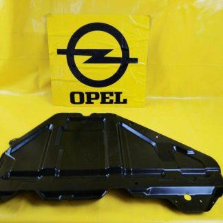 NEU + ORIG Opel Frontera A 4-türer Abdeckblech Blech Schloss Heckklappe Blende