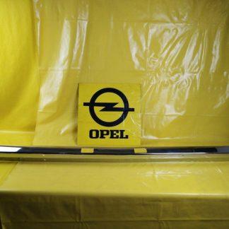 NEU + ORIG Opel Rekord D / Commodore B Stoßstange hinten Stoßfänger Chrom