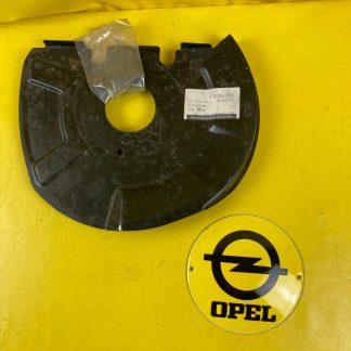 NEU + ORIGINAL Opel Monza A Deckblech Bremsscheibe vorne rechts