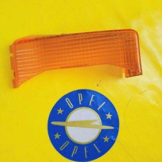 NEU + ORIG Opel Rekord D / Commodore B Blinker Einsatz rechts Scheinwerfer