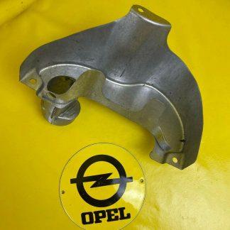 NEU + ORIGINAL Opel Ascona C 1,6 Hitzeblech Krümmer Schutzblech