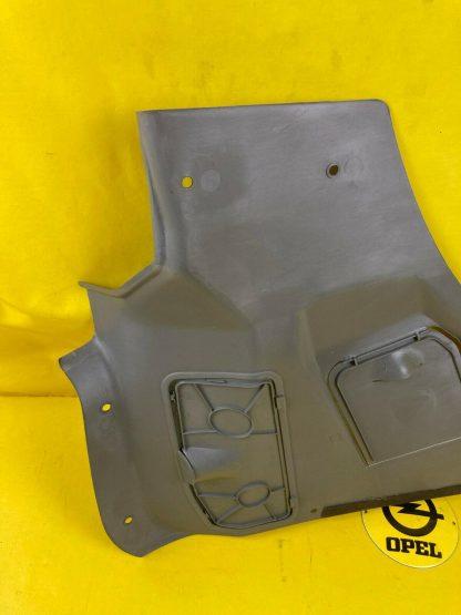 NEU + ORIGINAL Opel Kadett E Verkleidung Seitenwand links grau