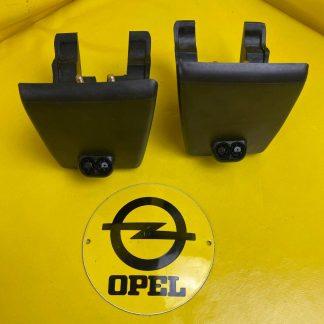 NEU + ORIGINAL Opel Kadett D GTE Set Stoßstangenhorn mit Spritzdüse links+rechts