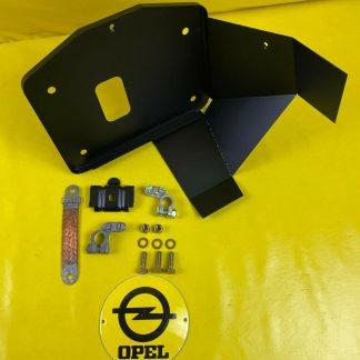 NEU Opel GT A/L 1,9 Batterieboden Blech Elektrik Zubehör