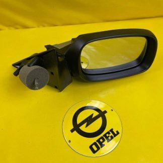 NEU + ORIGINAL Opel Astra F Außenspiegel rechts schwarz inkl. Glas 90511168