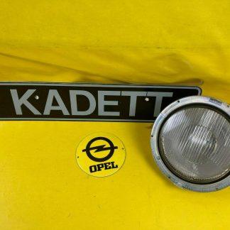NEU + ORIGINAL Opel Kadet A Hauptscheinwerfer Schienwerfer komplett